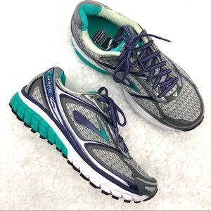 Brooks Women's Ghost 7 Running Shoes 7 WIDE